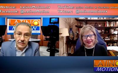 Latino Motion Interviews Dr. Patricia Campos-Medina